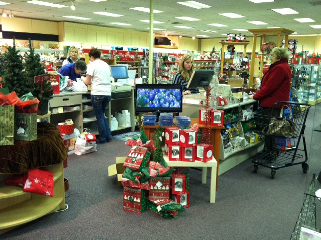 Glacier Stationers is located in the Kalispell Center Mall